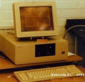 Ericsson PC, 1984
