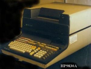 HP9830A